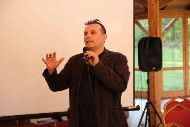 Szabó Pál Csaba, a Trianon Múzeum igazgatója