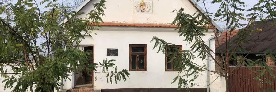 Gyurkovics Helytörténeti Ház (Botond – ház) – Haraszti