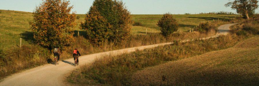 Kerékpártúra a Sárosi-határhegységbe