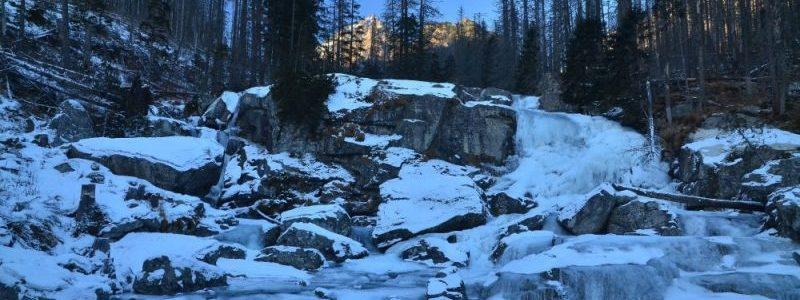 Tarpataki-vízesések