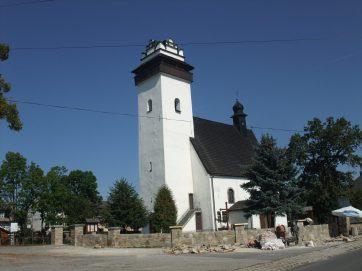 A frigyesvágási templom