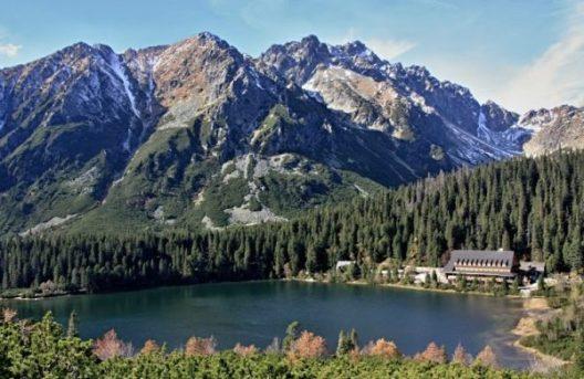 Poprádi-tó