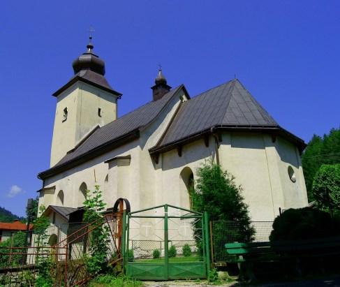 Az erdősi templom