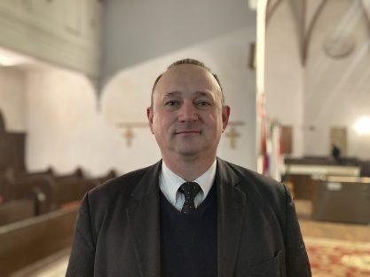 Szoboszlai-Gáspár István mezőtelegdi református lelkész