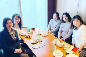 2019年1月の横浜女性起業家交流会の写真
