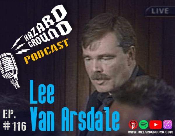 Lee Van Arsdale (C-SPAN)