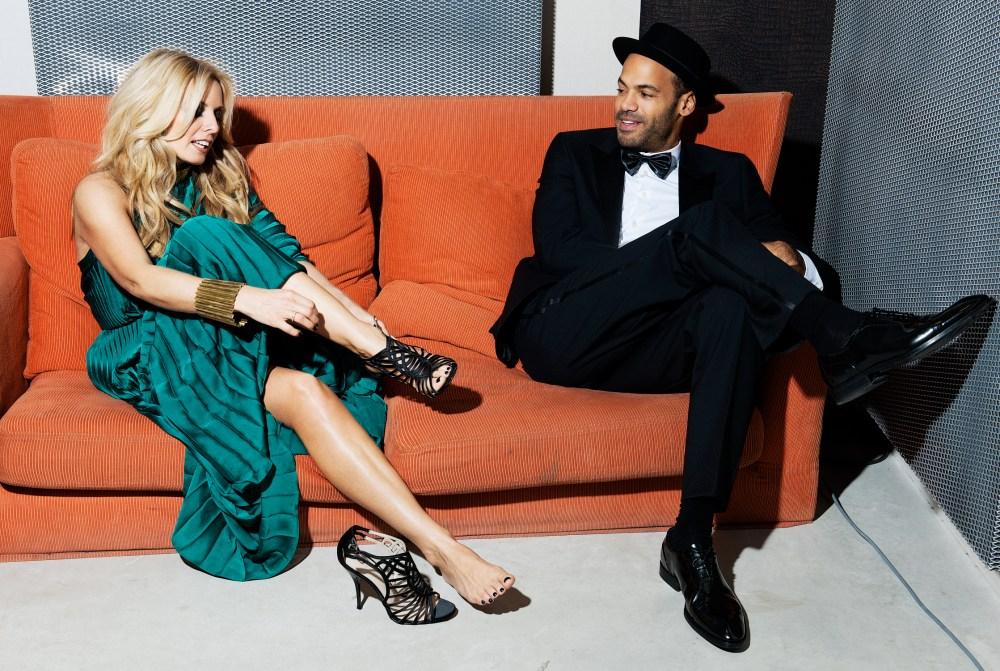 Candy Dulfer & Alain Clark