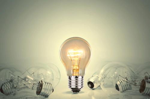 Bombilla para no quedarte sin luz en casa