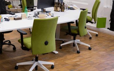 Una silla para ahorrar energía eléctrica