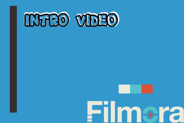 Cara Membuat Intro Video Menggunakan Wondershare Filmora - Hazdo