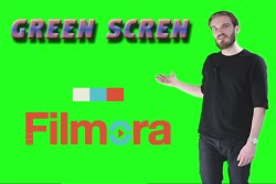 Cara Edit Video Green Screen Menggunakan Filmora