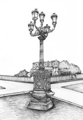 Five Lamps, Dublin