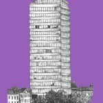 Liberty Hall Purple