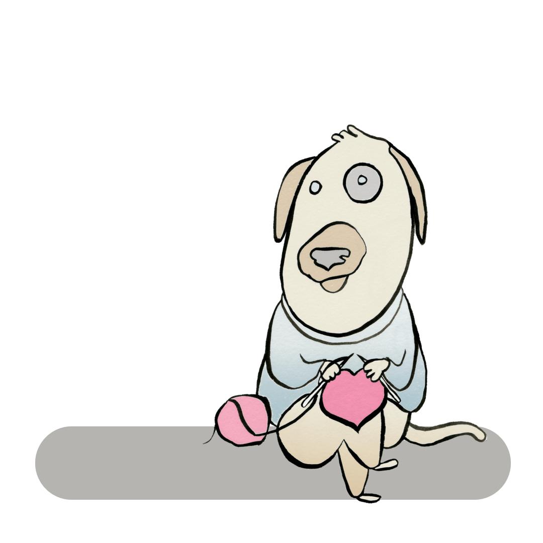 dogknitting