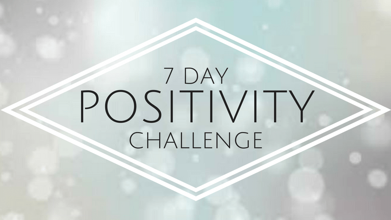 7 Day Positivity Challenge