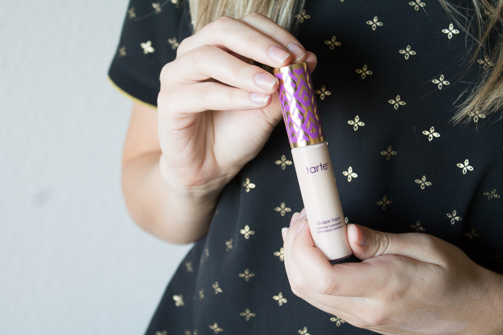 5 things to know about the Tarte Shape Tape concealer