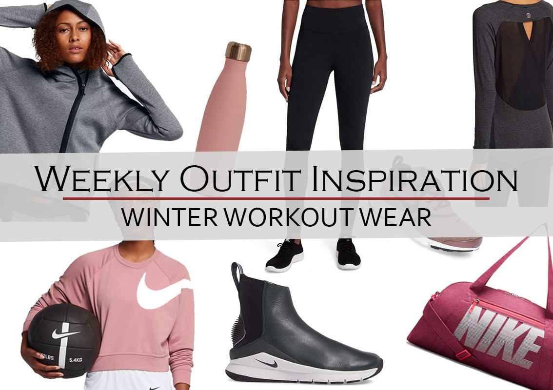 winter workout wear