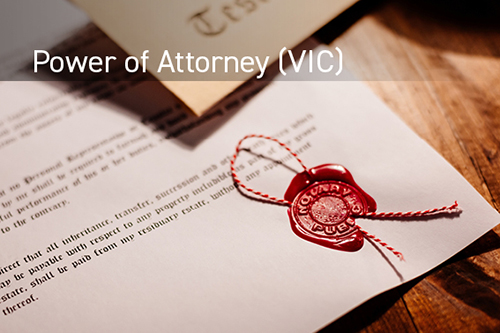 Enduring Power of Attorney (NSW)