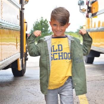 Kids fashion | Gymboree style