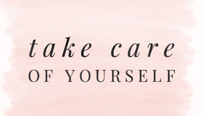 5 simple ways to practice self care