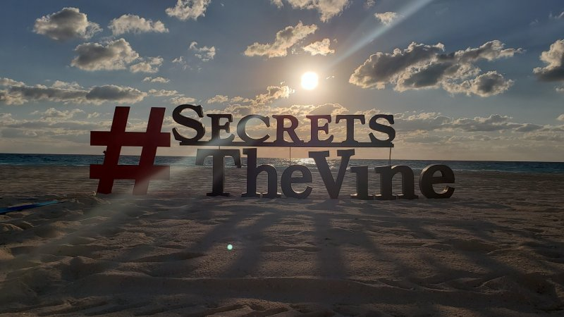 Secrets The Vine, Cancun – our 10 year anniversary getaway