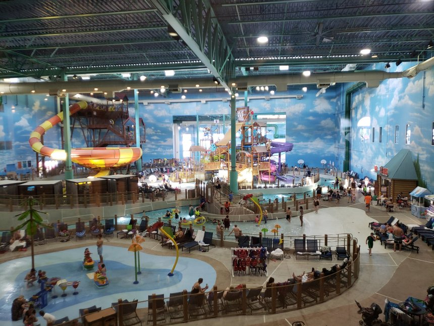Family Day at Great Wolf Lodge – Chicago/ Gurnee, IL