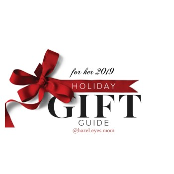 Holiday Gift Guide #2 – for her