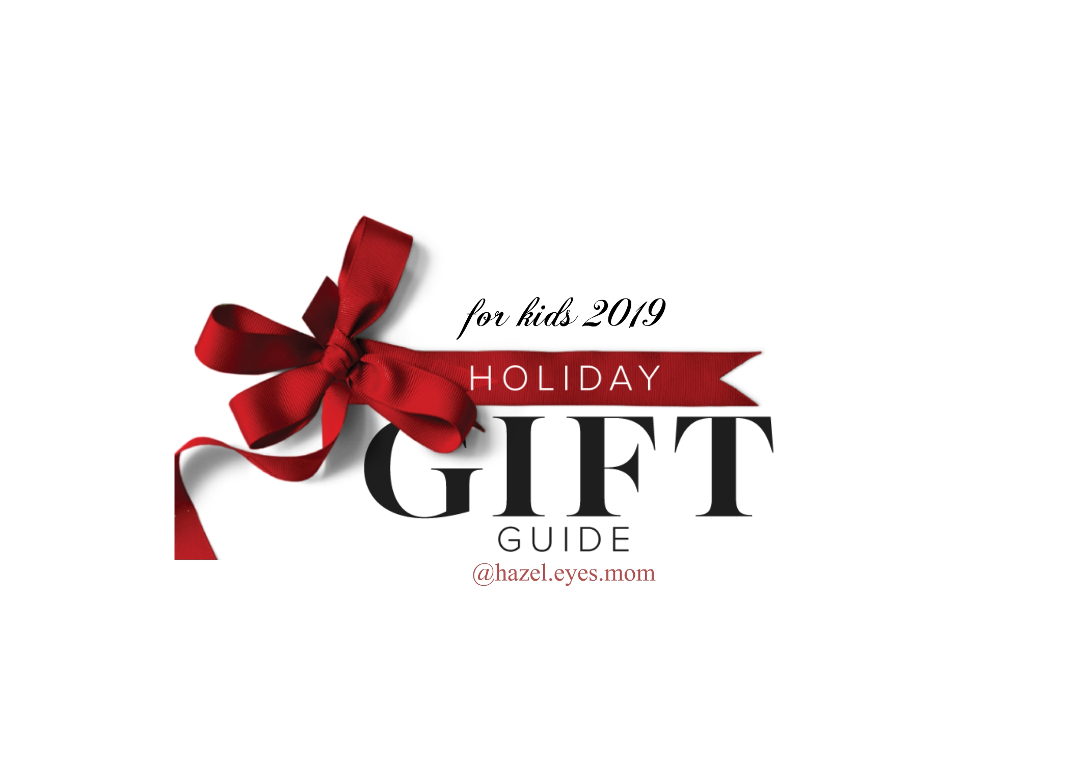 Holiday Gift Guide #3 – KIDS TOYS