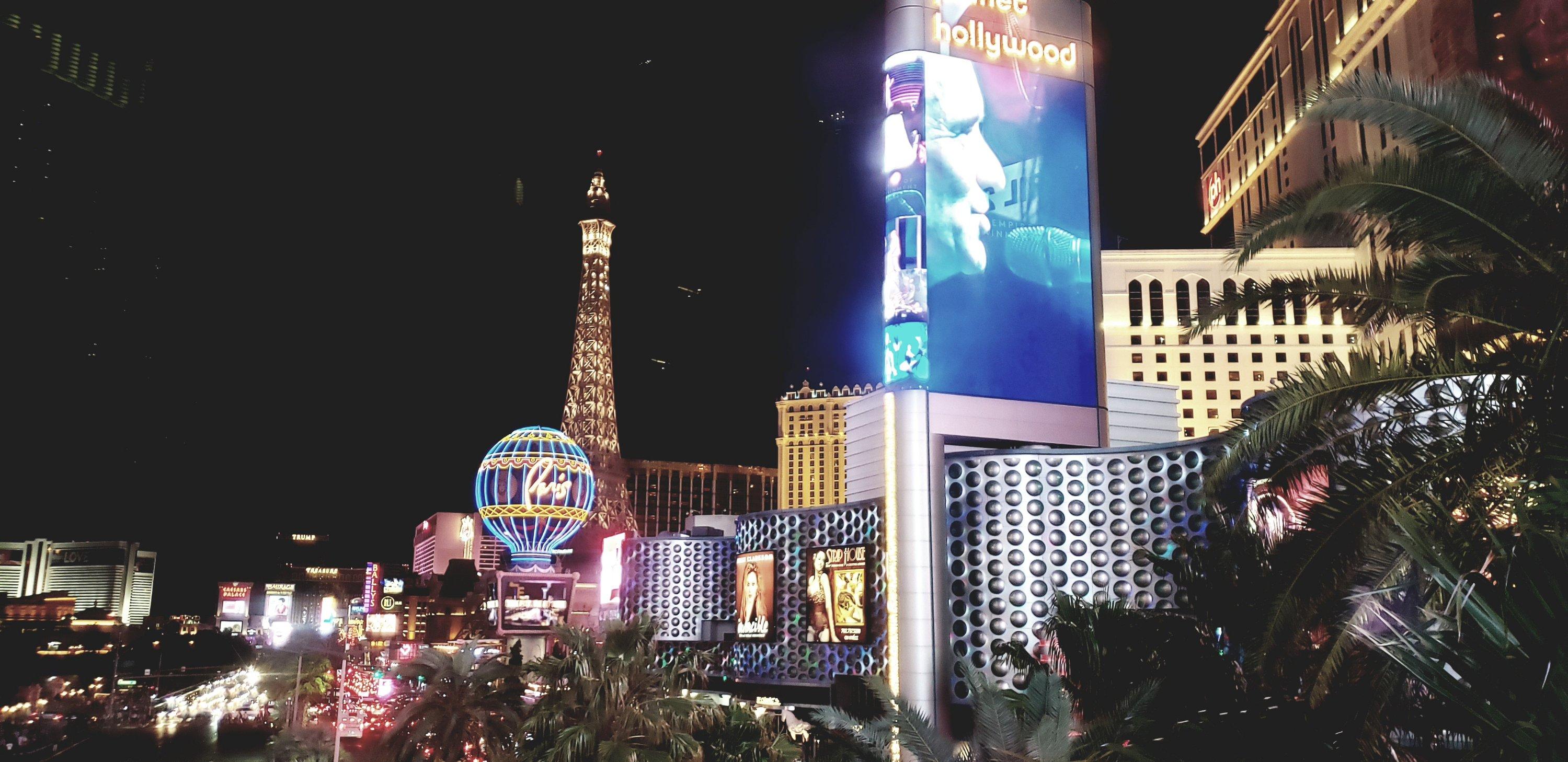 Weekend in Las Vegas, NV