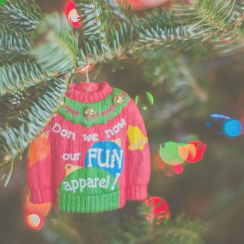 Ugly Christmas sweaters YOU NEED