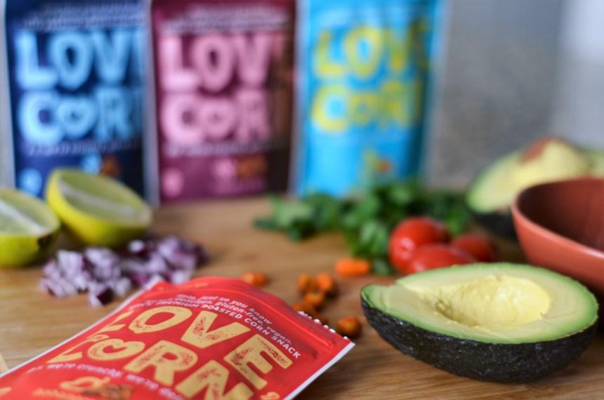 3 ways to enjoy Love, Corn snacks