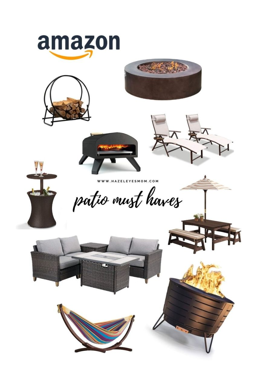 Amazon Patio Must Haves