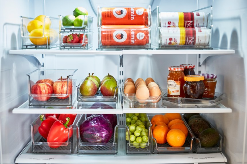 Organize your fridge for back to school