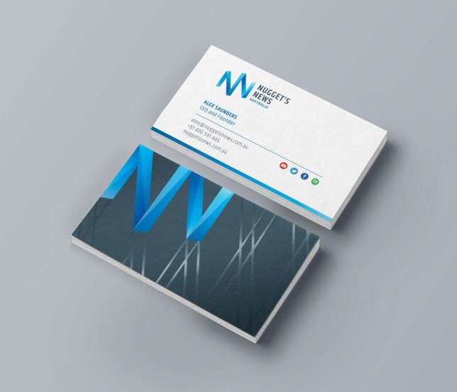Nuggets-News_Business-Card-Mockup