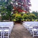 Patio Ceremony