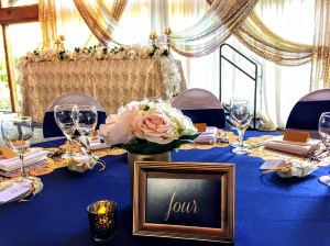 Hazelmere Panorama Gold & Navy Wedding (14)