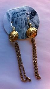 New earrings2