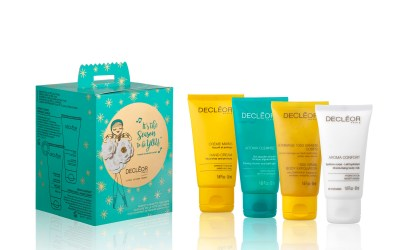 SOLD OUT – FOUR-PIECE BODY CHRISTMAS GIFT SET £19 Worth £37.
