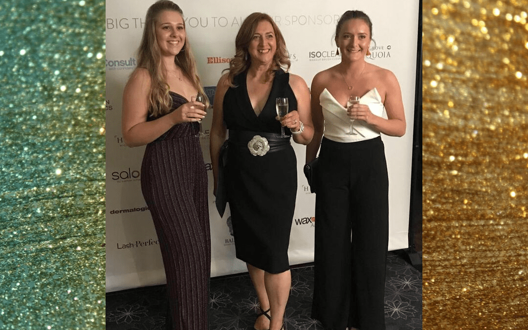 Awards – Being Professional