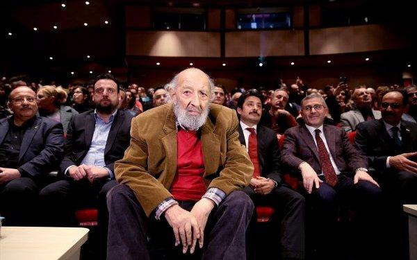 Ara Güler: Osmanlı'dan Geliyoruz, Devletiz Devlet