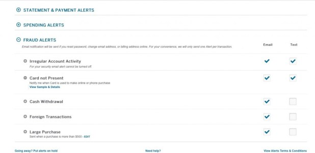 American_Express_-_Profile_And_Preferences