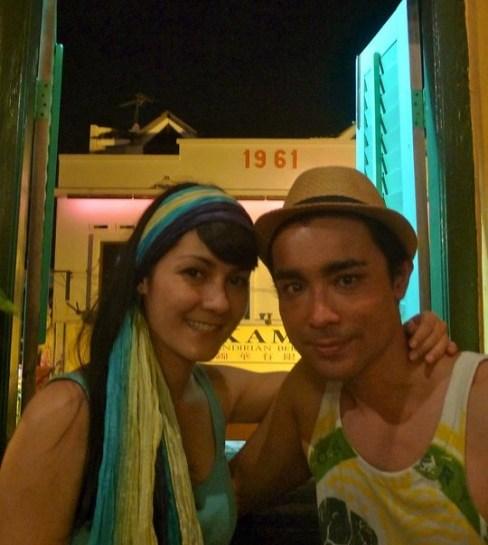 Yasmin Hani dan Shahrin