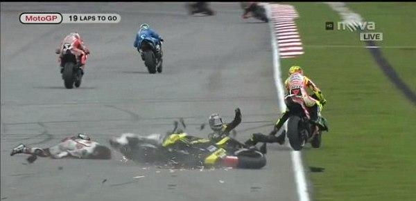 Kemalangan Marco Simoncelli