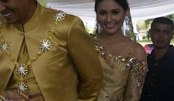 Perkahwinan Fasha Sandha Di Perlis 3