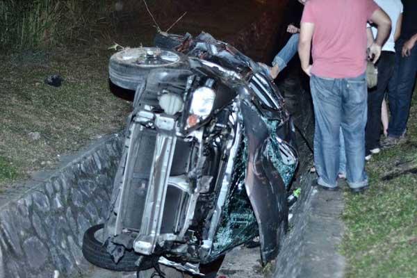 Kemalangan Maut Di Federal Highway (1)