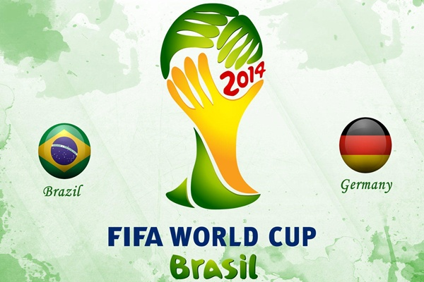 Brazil vs Germany Fifa World Cup 2014 Semi Finals