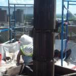 Church Steeple Removal