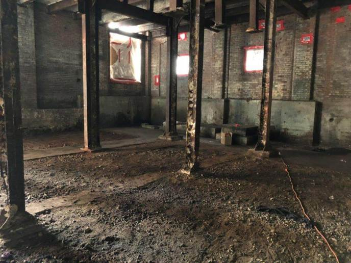 Boiler Room Montgomery Mill
