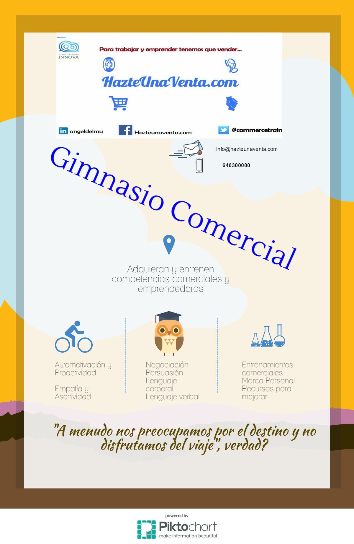 gimnasio comercial hazteunaventa.com
