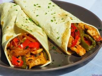 Cómo hacer Tacos de Pollo